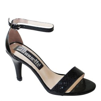 Strappy sandal in kleine maat oa 32 33 34 35