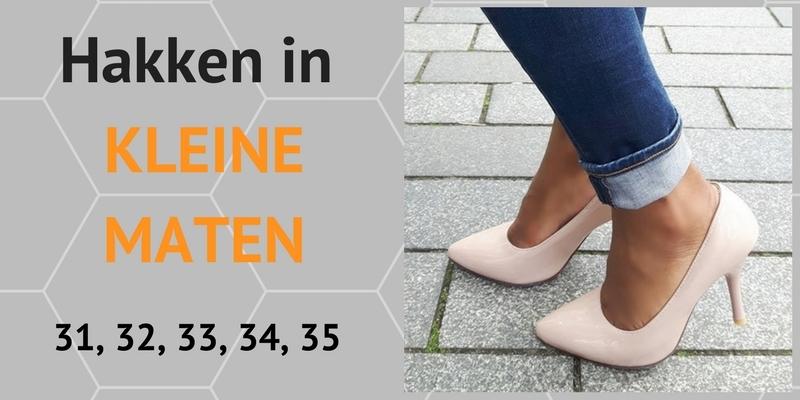 Kleine maat hakken bij schoenenwinkel Silhouette Rotterdam