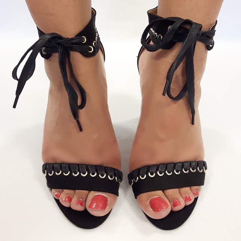 Open schoenen voor brede voeten kopen?   Silhouette   Hoge