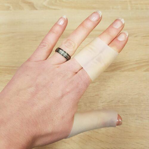 Toe Tubes - Siliconen teenbeschermers voor pijnlijke tenen in hoge hakken