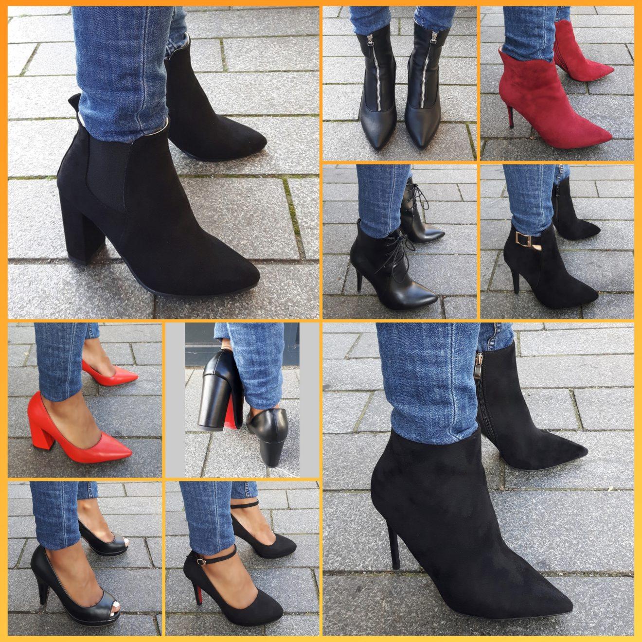 Nieuwe modellen kleine maat damesschoenen maat 30 31 32 33 34 35