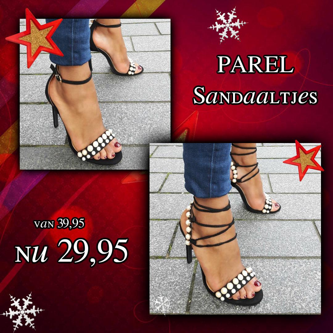 Parel Sandaaltjes