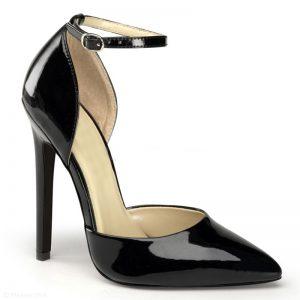 Sexy hakken in zwart lak | Sexy high heels kopen | Sexy hoge hakken