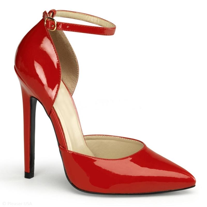 Sexy hakken in rood lak | Sexy high heels kopen | Sexy hoge hakken rood