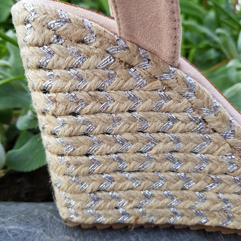 Kleine maat sleehakken | Sandalen met sleehak in kleine maat kopen | Silhouette Rotterdam