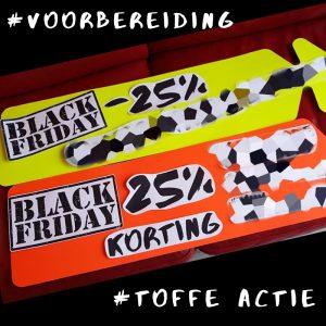 Wat wordt de Black Friday kortingsactie van Silhouette Rotterdam voor 2019