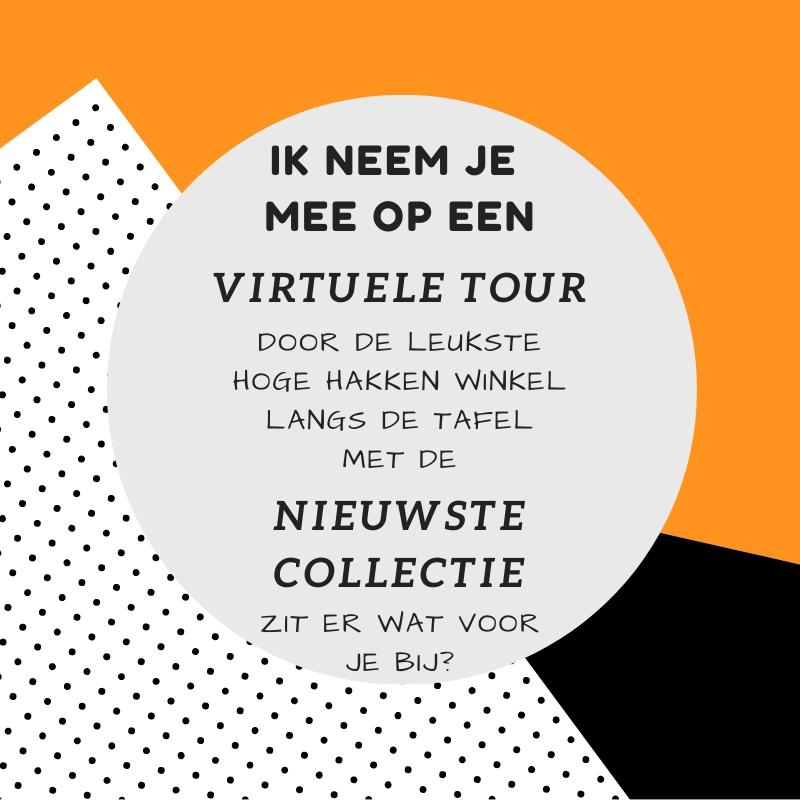 Silhouette hoge hakken winkel Rotterdam nieuwe collectie