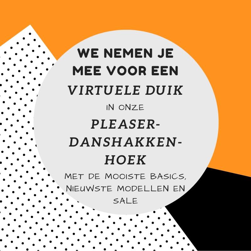 Pleasers kopen in Rotterdam | Danshakken Rotterdam Pleaser