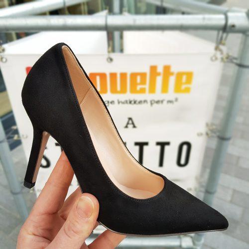Dames pumps met hak in kleine schoenmaat : pumps maat 34 en kleiner