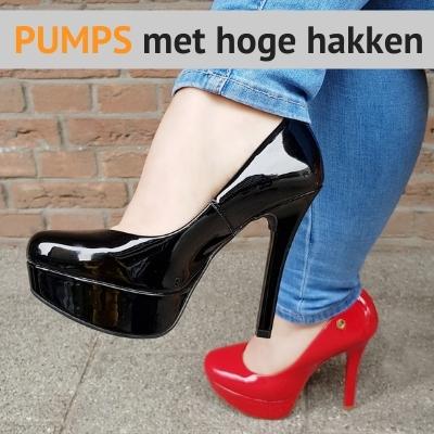 Pumps met hoge hakken kopen | Silhouette Rotterdam